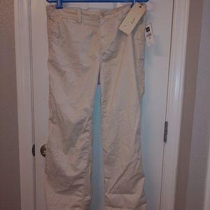Gap the boyfriend trousers khakis